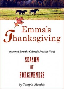 Emma's Thanksgiving cover